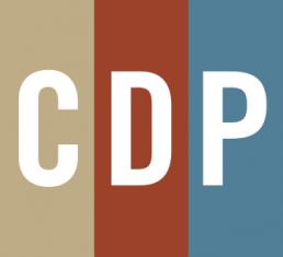 004-00591 Disaster Philantropy CDP Logo - Color