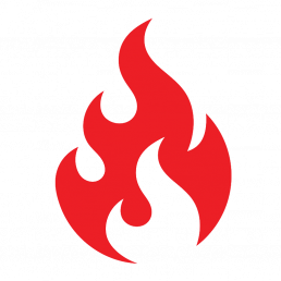 Fire Icon 003-GHN