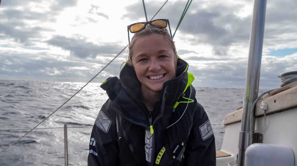 Making Waves: All-female research team sets sail to fight ocean pollution
