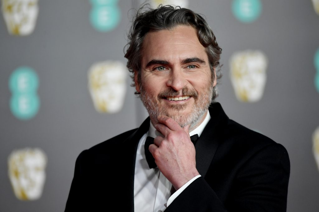 Joaquin Phoenix arrives at the British Academy of Film and Television Awards (BAFTA) at the Royal Albert Hall in London, Britain, February 2, 2020. REUTERS/Toby Melville