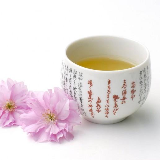 Cup with Sencha Tea / Green tea