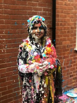 Activist Malala Yousafzai celebrates completing her Philosophy, Politics and Economics degree from Oxford University June 18, 2020 in this picture taken in an undisclosed location and obtained from social media. Picture taken June 18, 2020. Malala Yousafzai/@MALALA via REUTERS