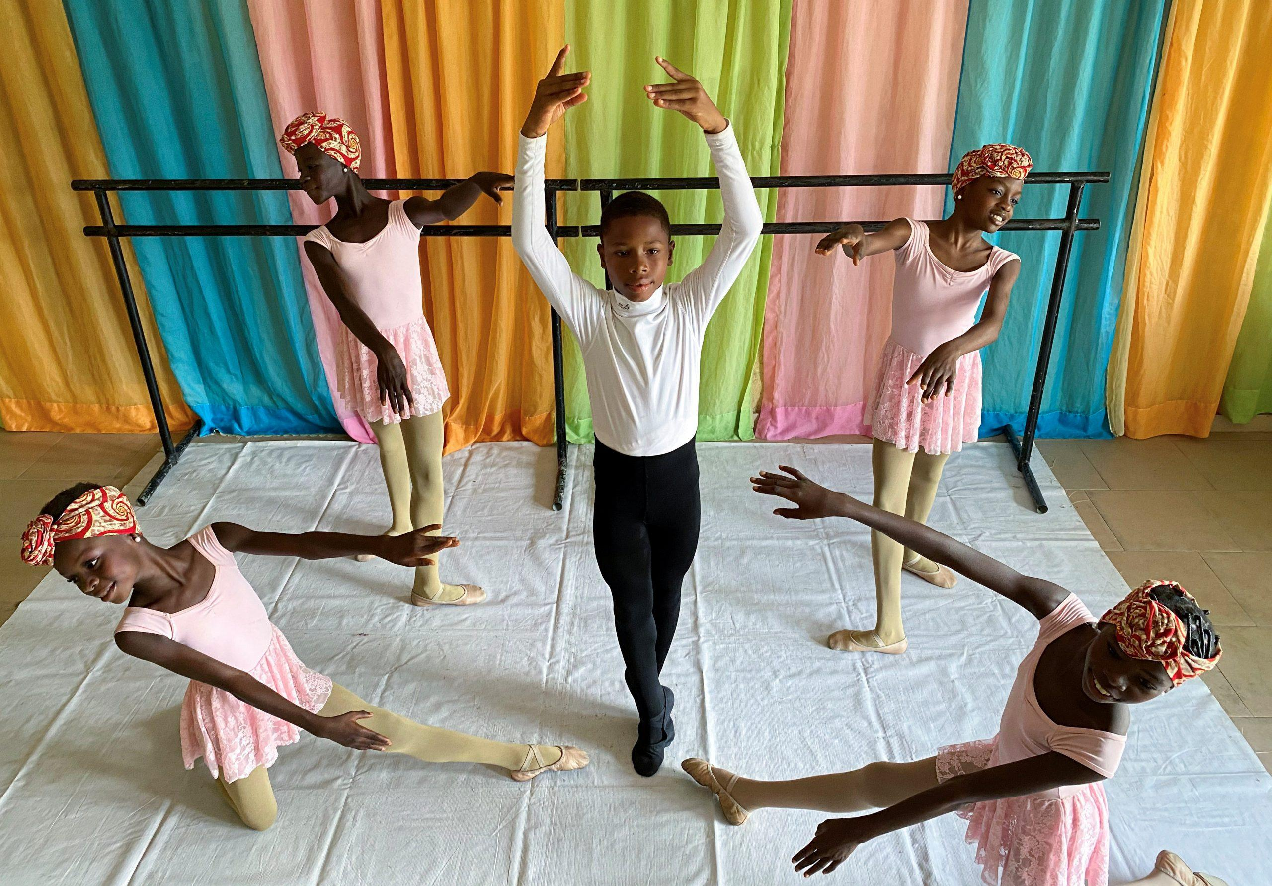 Leap of faith: Nigerian boy captivates the world with his ballet - GLOBAL HEROES MAGAZINE