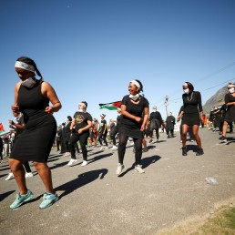 South Africans dance to the viral music hit