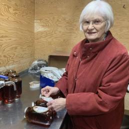 Farm and Food Care - Kathleen farmer and maple syrup producer
