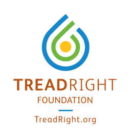 TreadRight Logo https://www.treadright.org/