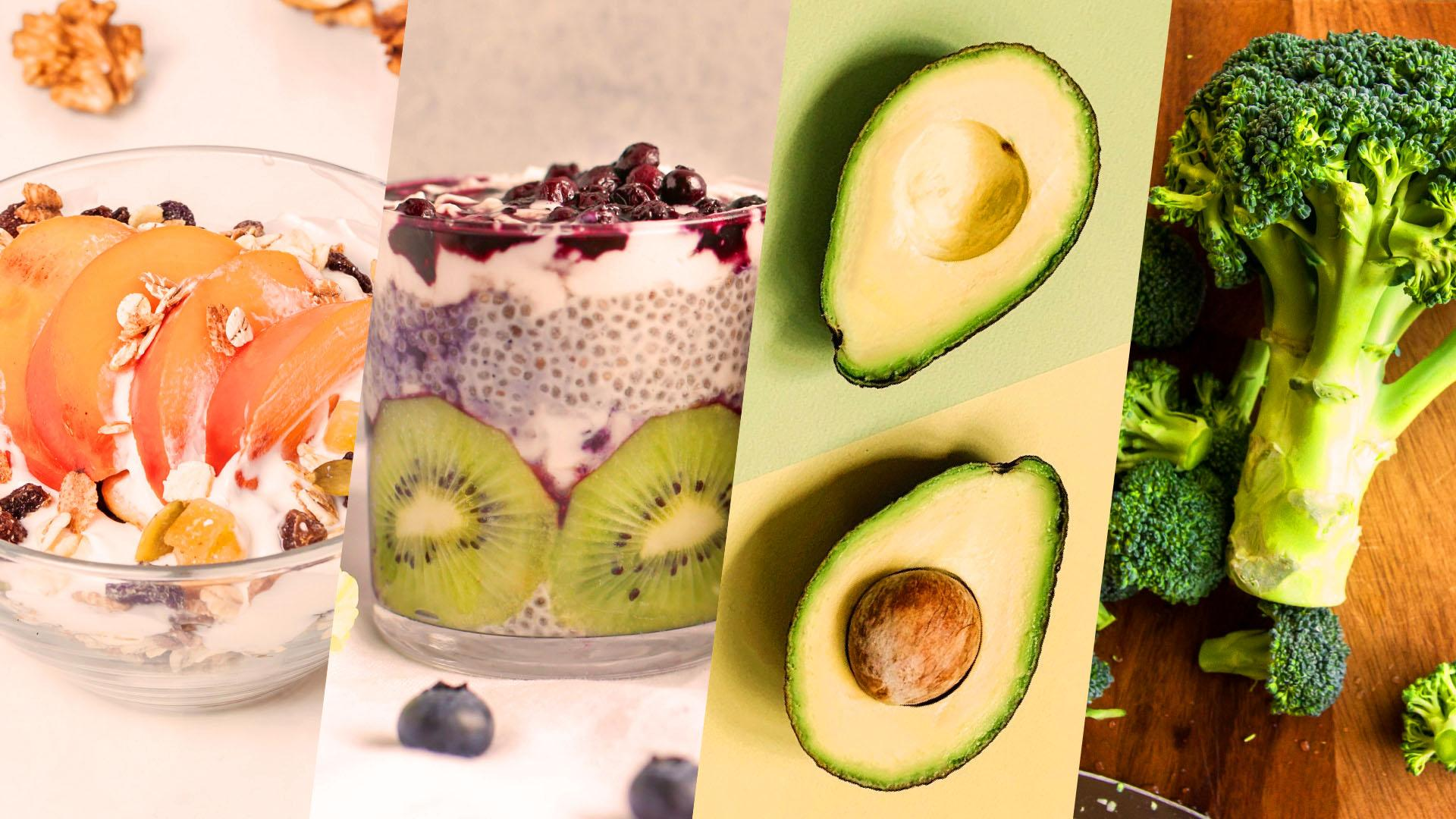 Anti-aging foods to keep skin youthful
