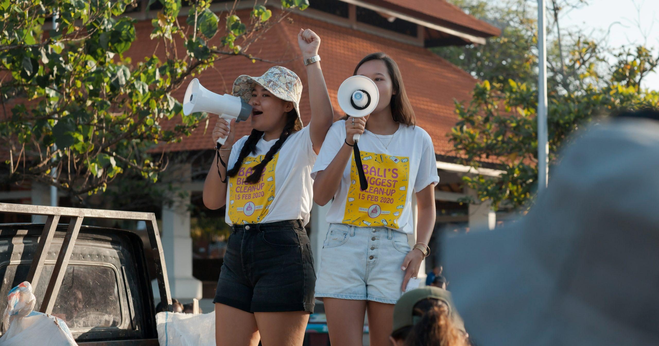 After taking on plastic, Bali sisters want the bar raised on climate action - GLOBAL HEROES MAGAZINE