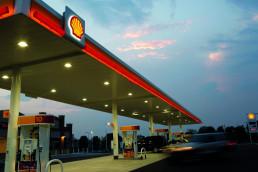 Shell Retail site, North Carolina, USA, 2010