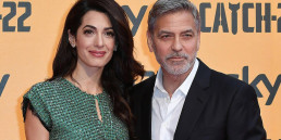George Clooney, Amal Clooney, COVID-19, donations