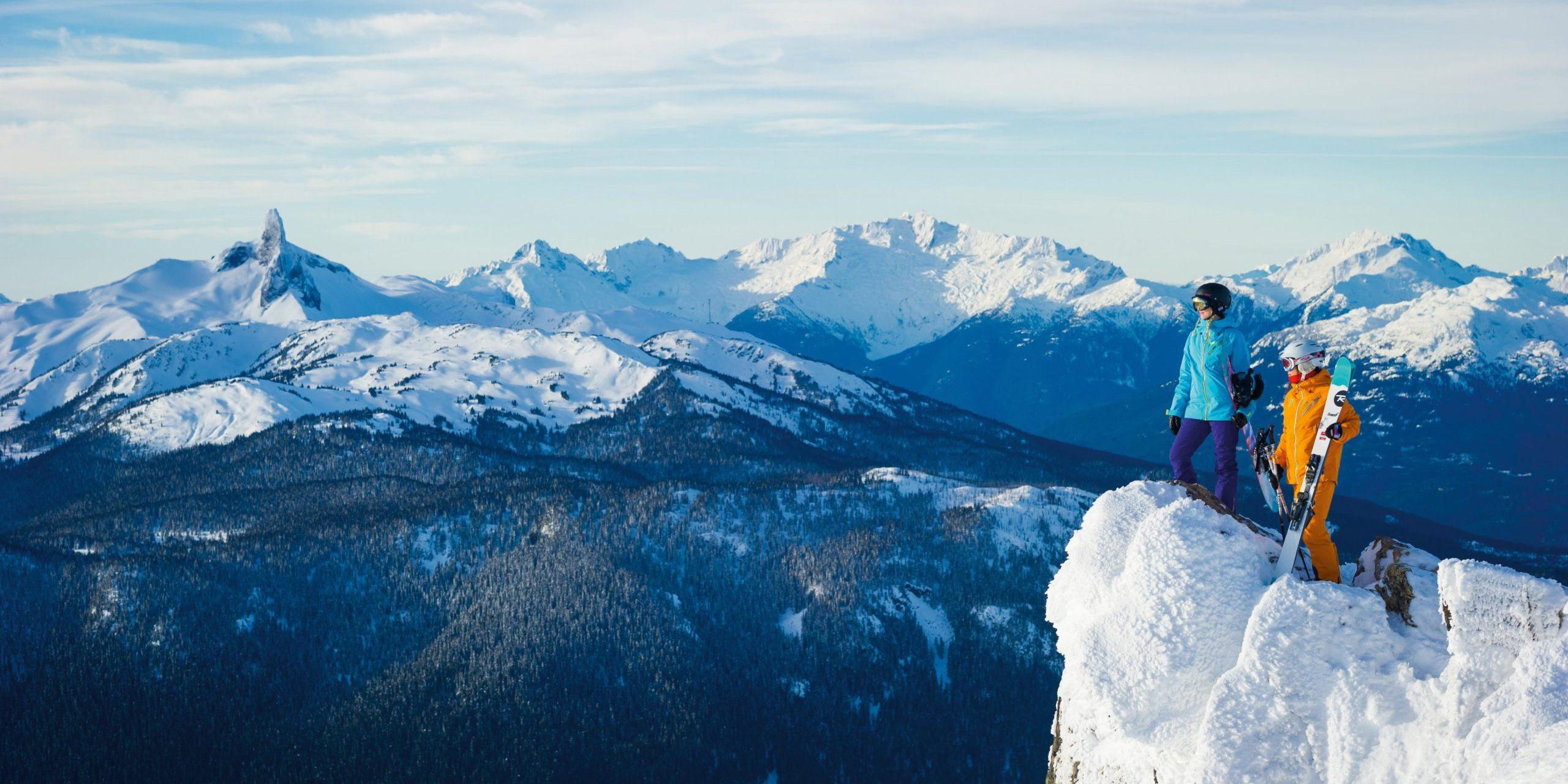 Winter Ski Trips - Contiki