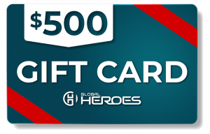 Global Heroes 003 - Visa Gift Card Contest December 2020