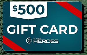 Global Heroes 003 - Visa Gift Card Contest December 2020