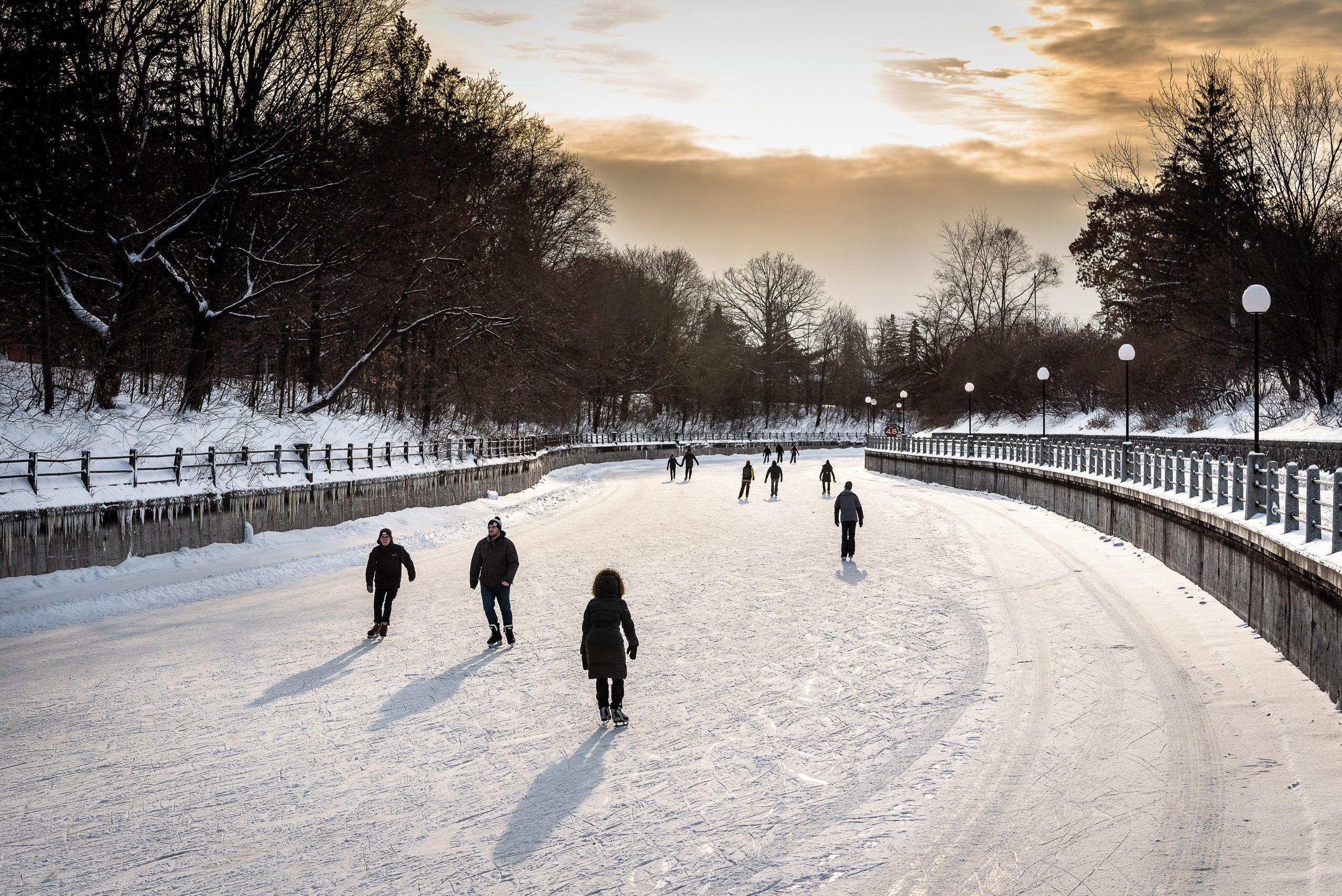 A flurry of outdoor fun in Canada's capital