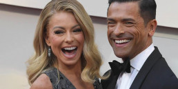 kelly ripa celebrities giving back new york