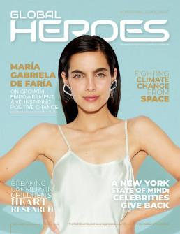 Global Heroes Cover 004 - February 2021