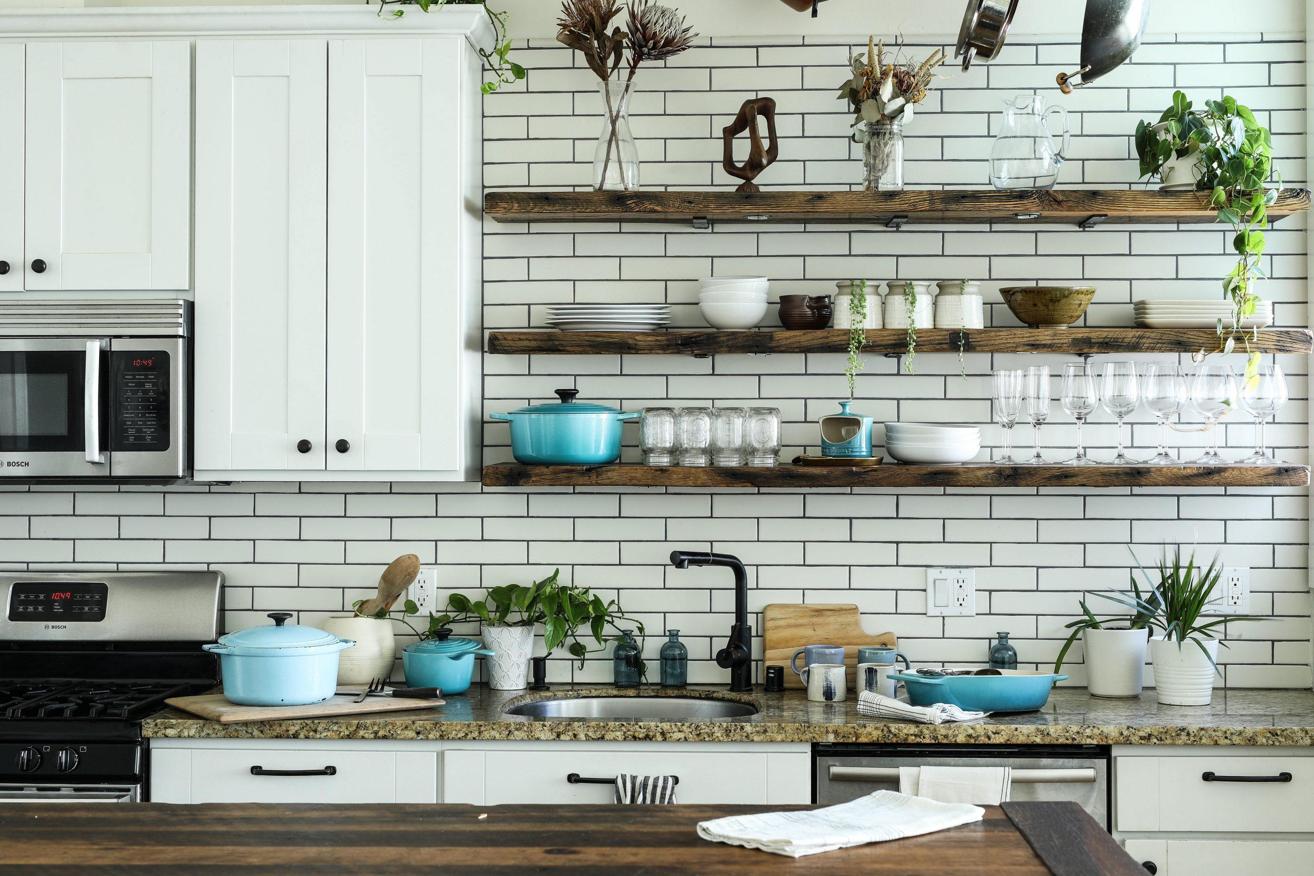 Remodel your kitchen habits for less waste