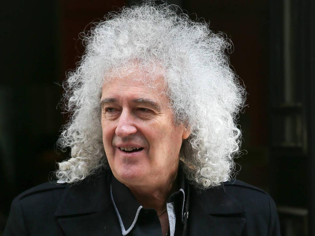 Brian May releases fragrance to raise funds for wildlife protection