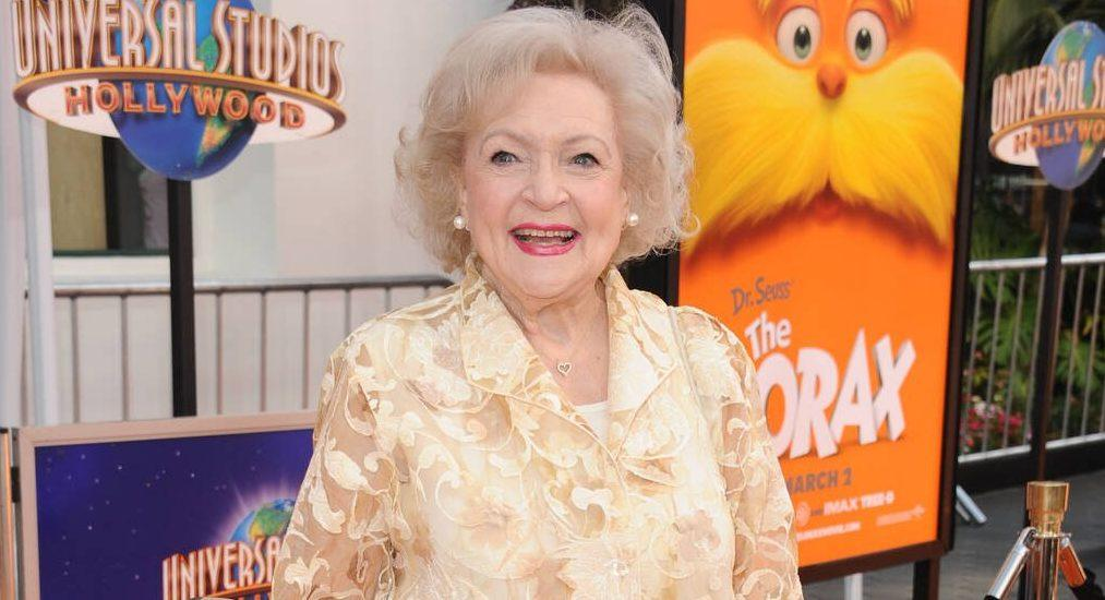 Betty White's friends and fans pay tribute on 99th birthday