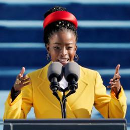 poet amanda gorman inauguration president