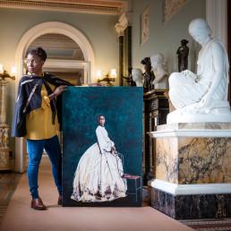 black heritage british artists art black history