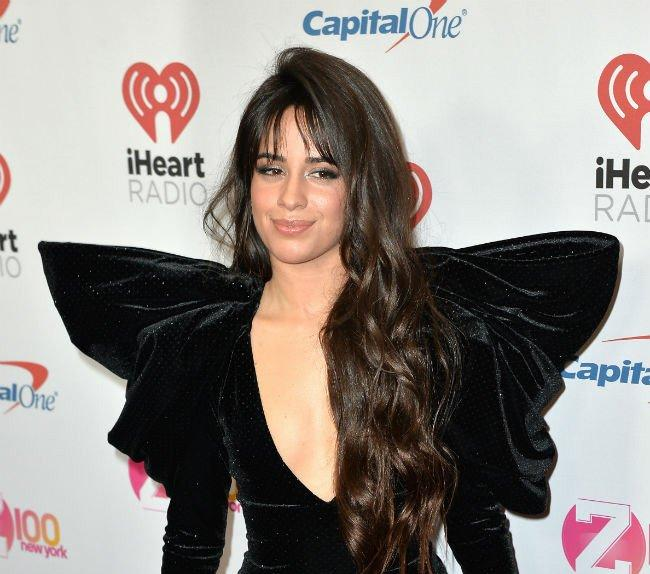 Camila Cabello teams up with Movement Voter Fund for mental health campaign