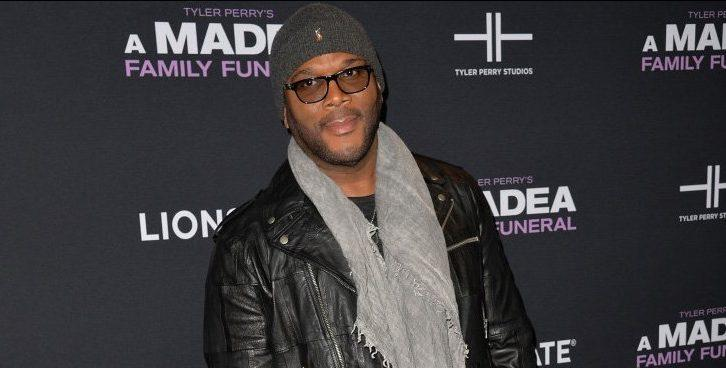 Tyler Perry had coronavirus vaccine to educate others