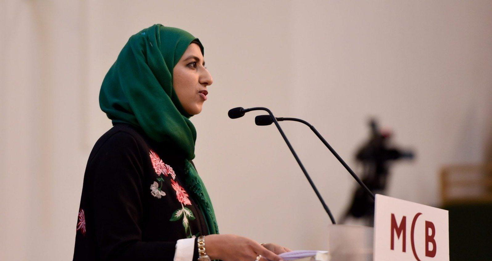 First woman head of UK Muslim council targets stereotypes and COVID