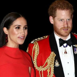 harry and meghan duke and duchess archewell support