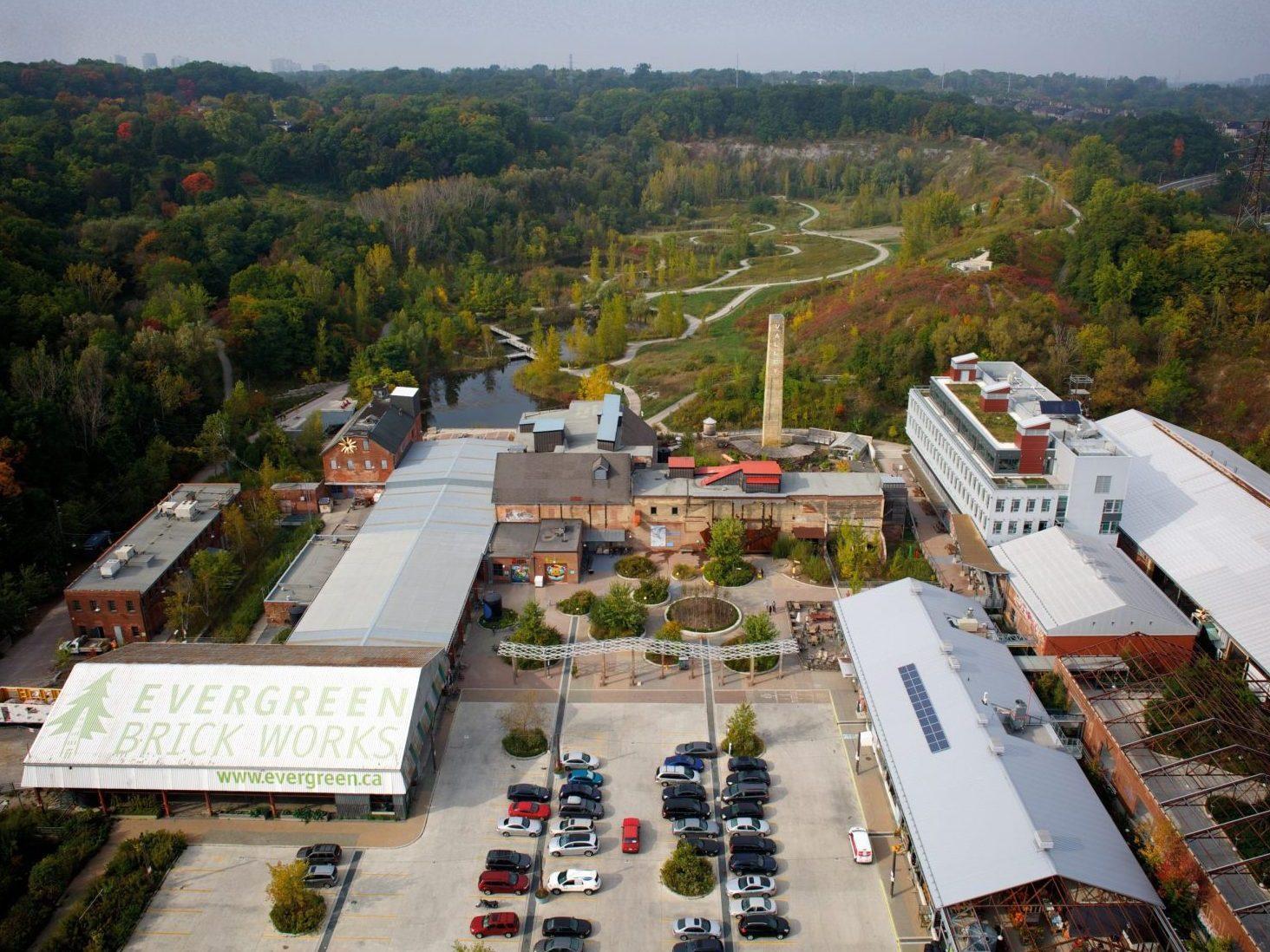 004CA Evergreen Brickworks