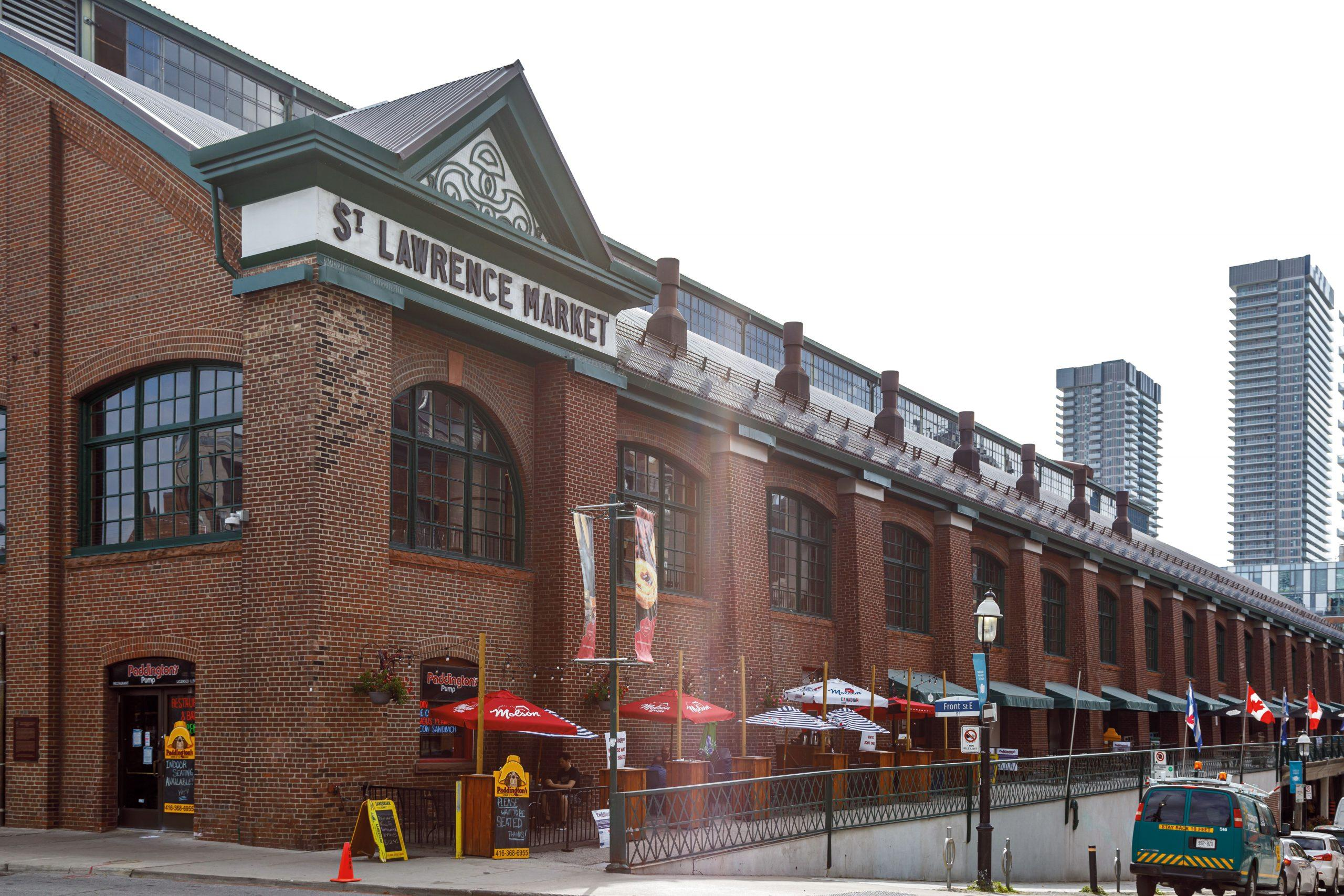St. Lawrence Market: Supporting Small Businesses and Feeding the Community