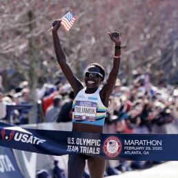 marathon olympics tilamuk coronavirus