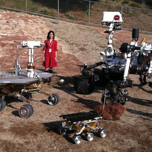 nasa engineer women in stem mars mission
