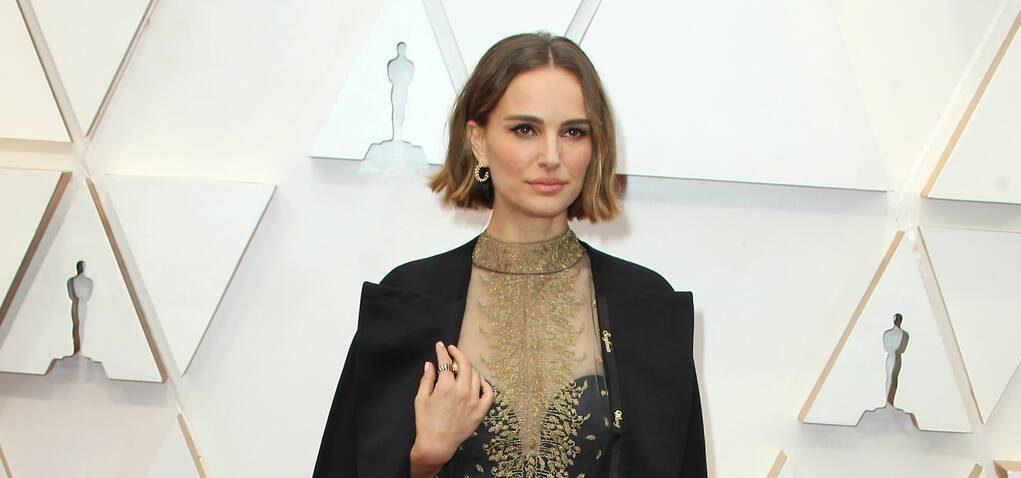 Natalie Portman stars in Dior Stands With Women video