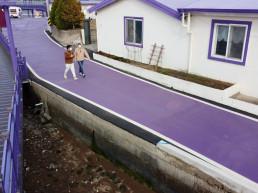 purple island banwol and bakji islands tourist attraction travel