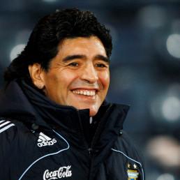 maradona soccer world cup auction