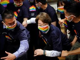 tokyo LGBTQ tokyo 2020 president japan