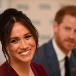 prince harry archewell foundation procter & gamble meghan markle