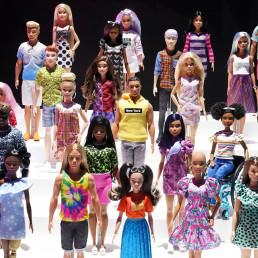mattel barbie recycling program toys