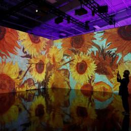 van gogh exhibit immersive exhibit masterpiece
