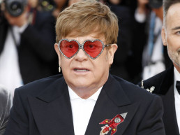 AIDS HIV Elton John Charlize Theron