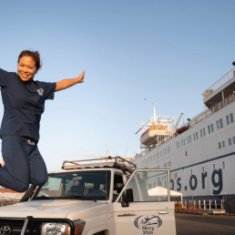 mercy ships healthcare volunteer global healthcare