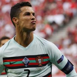 cristiano ronaldo portugal UEFA euro european championship