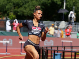 sydney mclaughlin olympic tokyo games women's 400 metre hurdles