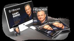 Global Heroes 002NY - Gary Sinise