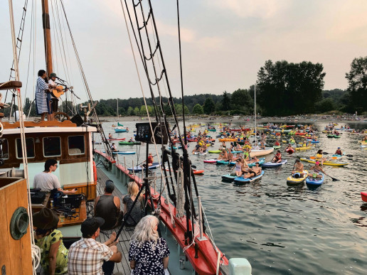 indigenous heiltsuk nation environmental justice festival