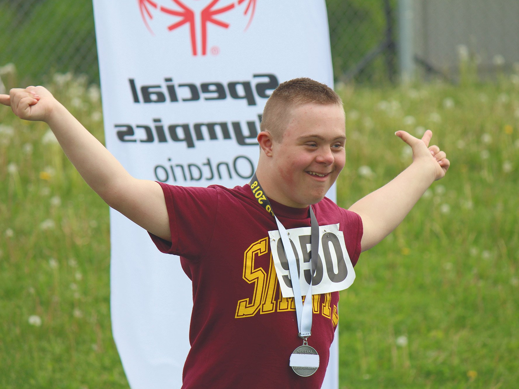 community sports special olympics games