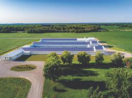 002GHN Bunrbrae Farms burnbrae farms solar-powered farm canadian