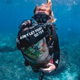 SEIKO It's TIME Taking the Plunge for Marine Conservation © Brooke Lori Pyke