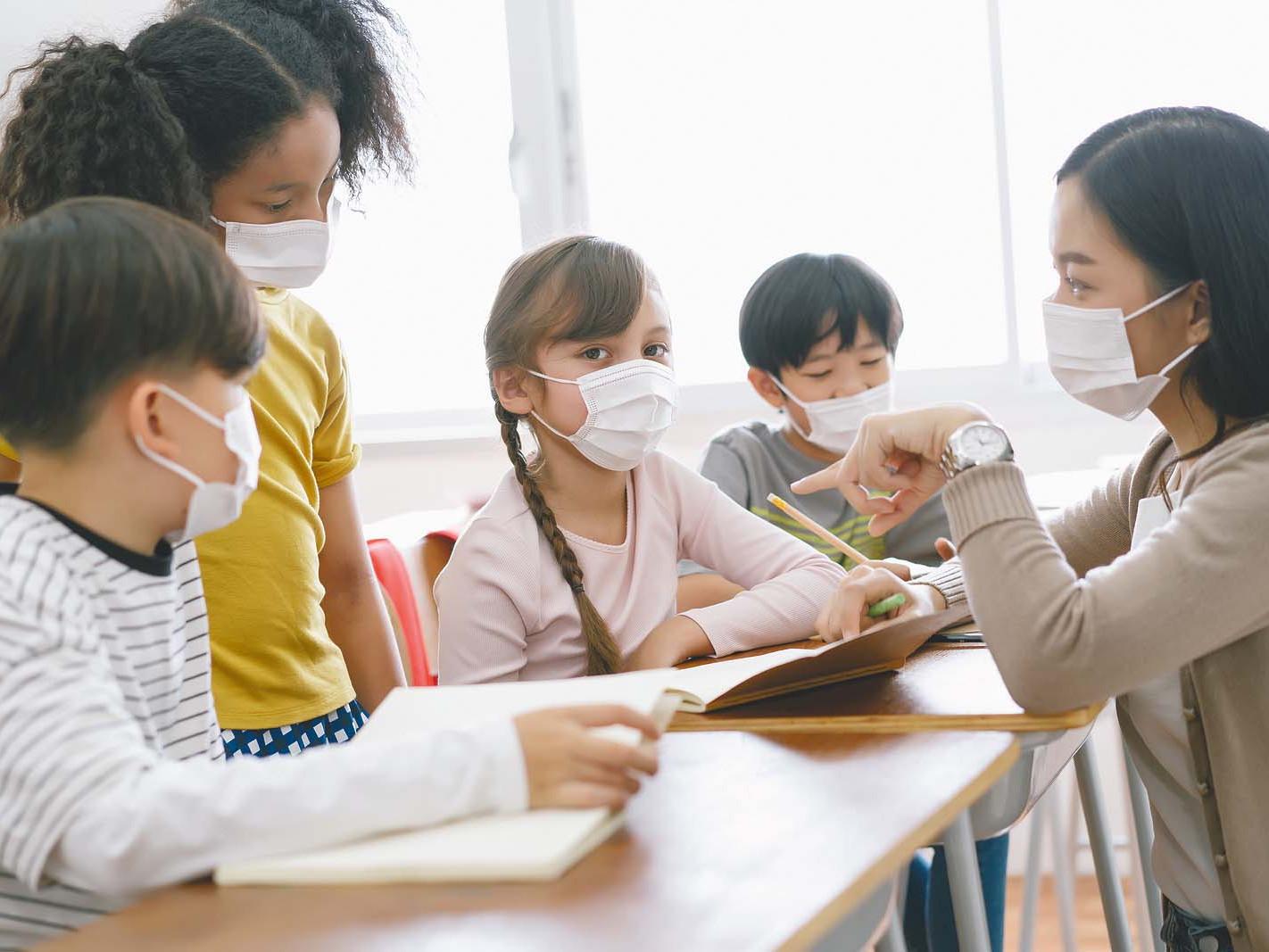 student hybrid learning teachers learn